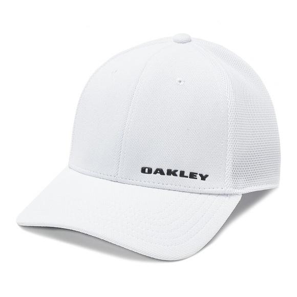 f26e0fd76ee Oakley Silicon Bark Trucker 4.0 Golf Hat • Small